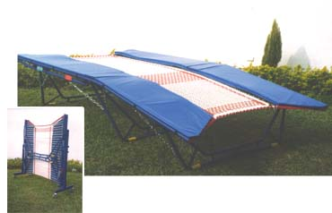 Tramp Brasil Trampoline And Tumbling Equipment